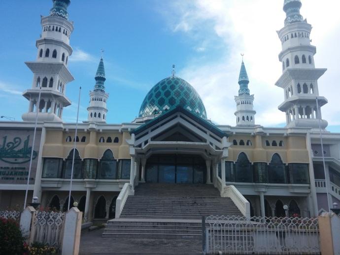 Masjid Agung Lombok Timur