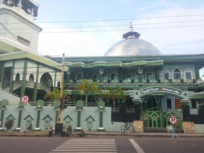Masjid di Keluarahan Pancor, Lombok Timur