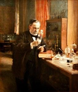Louis Pasteur, Penemu Vaksin Rabies