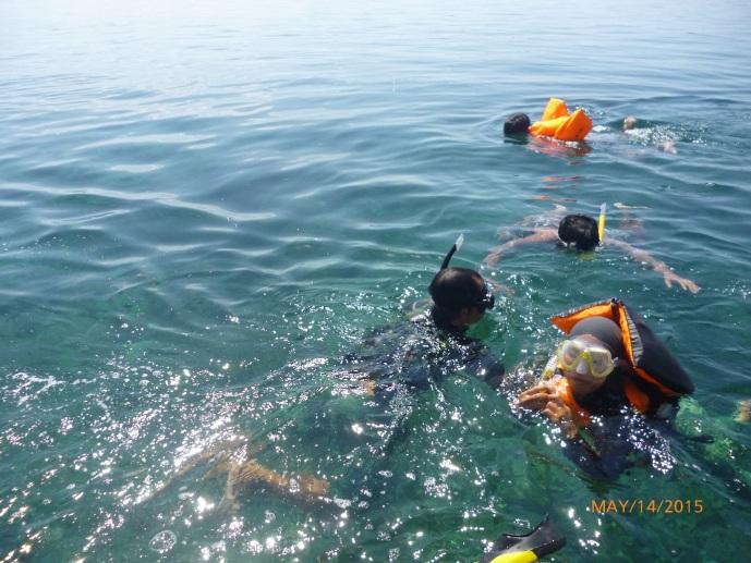 Mulai Snorkeling