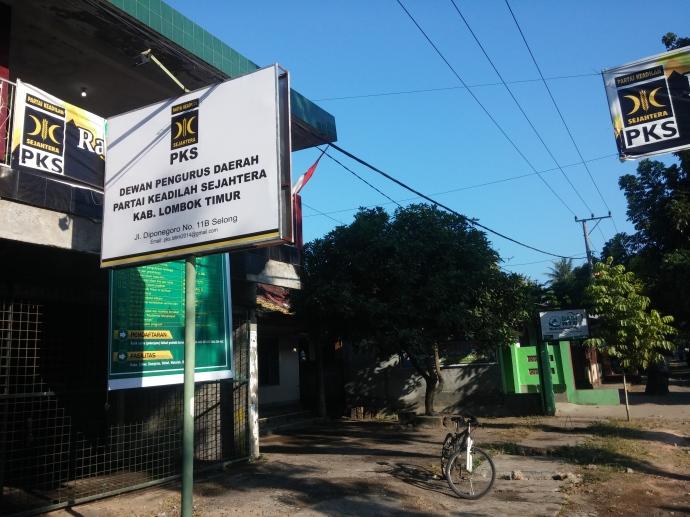 DPD PKS lombok Timur