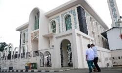 Masjid An Nur PT Biofarma