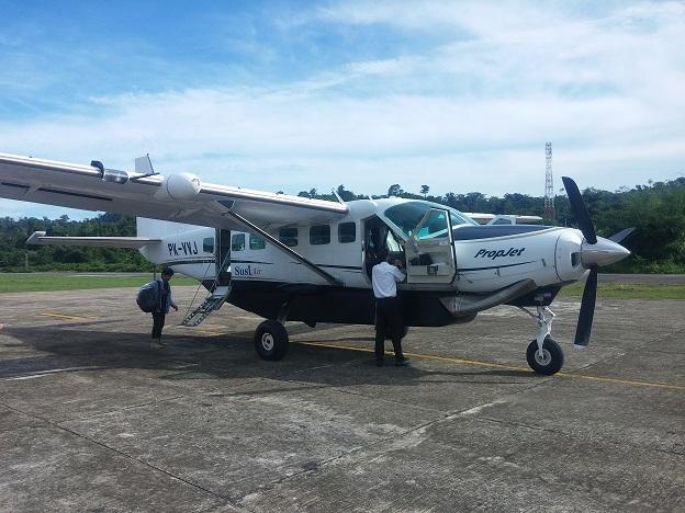 Pesawat Perintis Susi Air