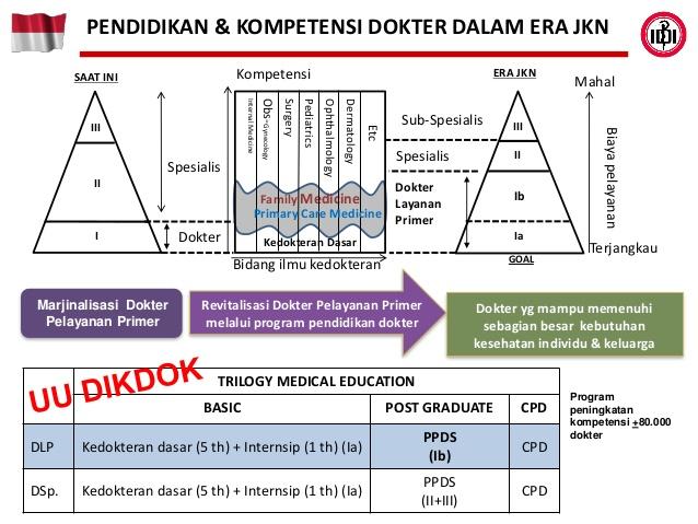Alur Pendidikan Kedokteran (sumber: http://www.slideshare.net/suhartimt/)